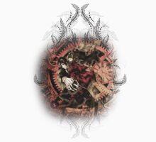 Kuroshitsuji (Black Butler) - Ciel Phantomhive & Sebastian Michaelis³ T-Shirt