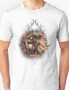 Kuroshitsuji (Black Butler) - Ciel Phantomhive & Sebastian Michaelis³ Unisex T-Shirt