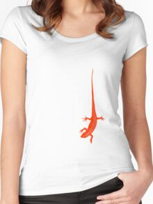 Skink Women's Fitted Scoop T-Shirt