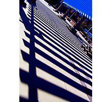 Shadowplay Photographic Print