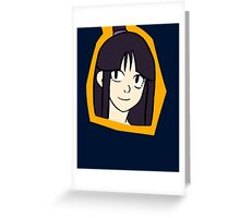 Maya Fey Greeting Card