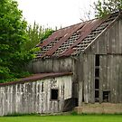 Another Old Barn by Brad Sumner