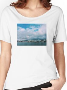 Seattle Skyline Space Needle Women's Relaxed Fit T-Shirt