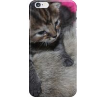 On Mama is a Nice Place to Lay iPhone Case/Skin