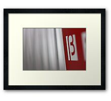 5 Minutes (part 2)  - JUSTART ©  Framed Print