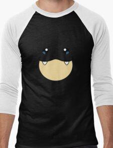 Spheal Face  Men's Baseball ¾ T-Shirt