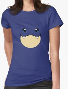Spheal Face  Womens Fitted T-Shirt