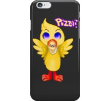 Pizza? IMPROVED iPhone Case/Skin