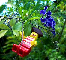 Edvard von Legoenstein by Lunchbox