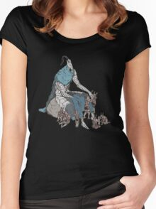 Artorias the KnightLover Women's Fitted Scoop T-Shirt