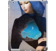 Lady Midnight  iPad Case/Skin