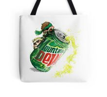 Snake & Miller on a... mountain dew. Tote Bag