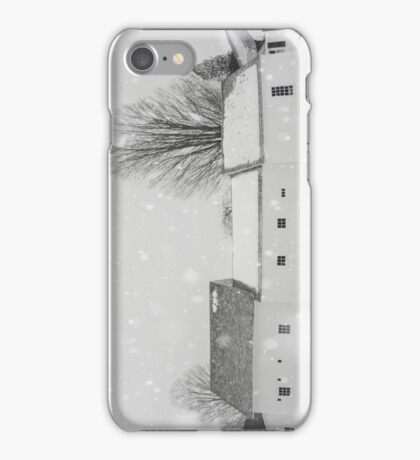 Winter White iPhone Case/Skin