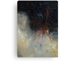 abstract 05081 Canvas Print