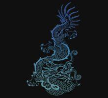 blues dragon by Brandi Alshahin