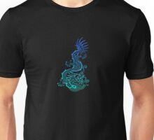 blues dragon Unisex T-Shirt
