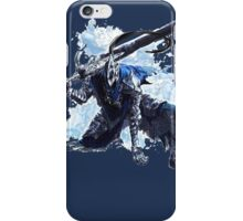 Artorias out of the abyss! iPhone Case/Skin
