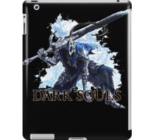 Artorias out of the abyss! - With logo iPad Case/Skin
