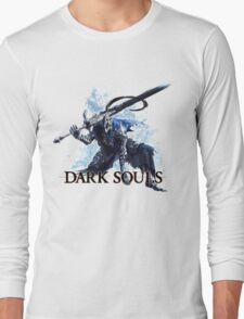Artorias out of the abyss! - With logo Long Sleeve T-Shirt