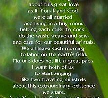 Hafiz Poem by kauaichelle