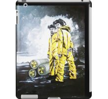 Breaking Bad Hazmat Suits iPad Case/Skin
