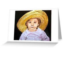 If The Hat Fits... Greeting Card