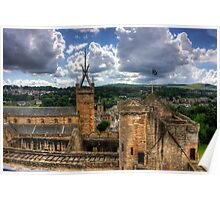 Historic Linlithgow Poster