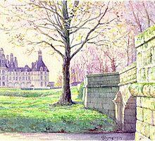 Le chateau de Chambord by alainvigneron