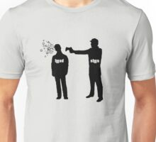 Head Shot Unisex T-Shirt