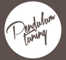PTG Logo - White by pendulumtuning