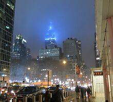 NYC Skyline by DJWToday2