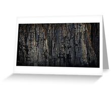The Rock That Split Gondwana Greeting Card