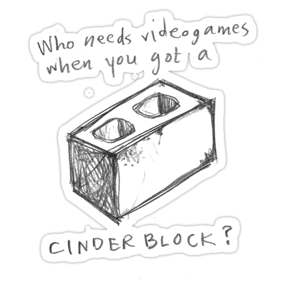 CINDERBLOCK by Paul McClintock