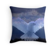 Heavenly Spirit Throw Pillow