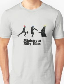 Ministry of Silly Hats Unisex T-Shirt