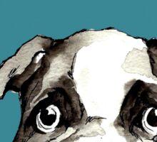 Dog 5 Sticker