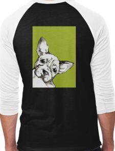 Dog 2 Men's Baseball ¾ T-Shirt
