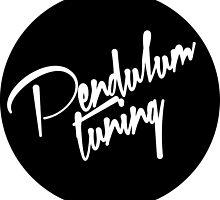 PTG Logo (Black) by pendulumtuning
