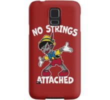 No Strings Attached Samsung Galaxy Case/Skin