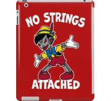 No Strings Attached iPad Case/Skin