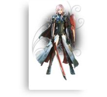 Final Fantasy Lightning Returns - Lightning (Claire Farron) Canvas Print