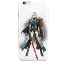 Final Fantasy Lightning Returns - Lightning (Claire Farron) iPhone Case/Skin