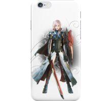 Final Fantasy Lightning Returns - Lightning (Claire Farron) iPhone Case/Skin
