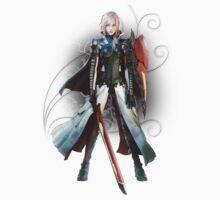 Final Fantasy Lightning Returns - Lightning (Claire Farron) T-Shirt