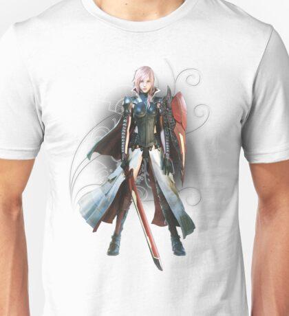 Final Fantasy Lightning Returns - Lightning (Claire Farron) Unisex T-Shirt