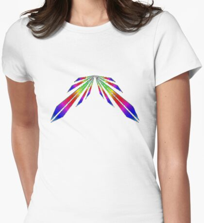 Struck! Womens Fitted T-Shirt