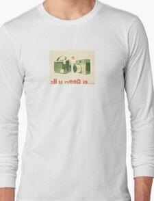 Valentine Long Sleeve T-Shirt