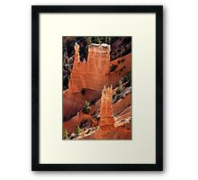 Bryce Canyon National Park, Utah, North America Framed Print