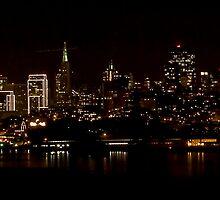 Frisco Skyline by Suze Chalmers
