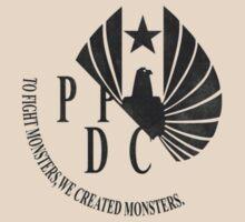 Pacific Rim- PPDC NERV Logo by tehmomo